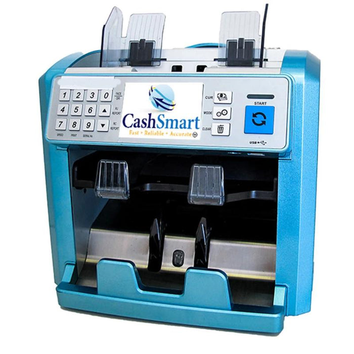 CS-2910 Mixed Note Counter - CashsmartSA