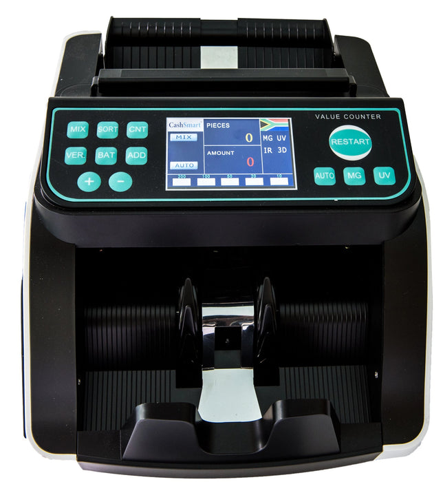 CS-920 Mixed Note Counter - CashsmartSA