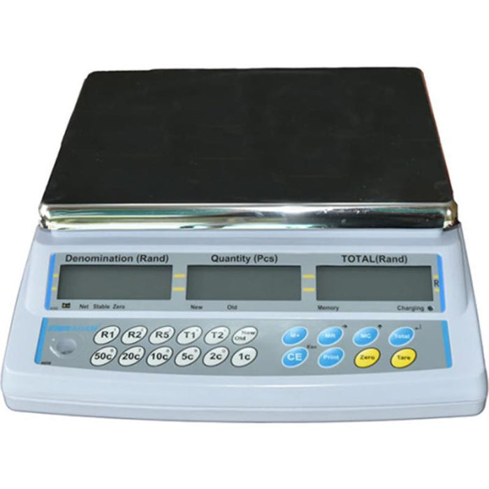 CS-Bulk Coin Scale - CashsmartSA
