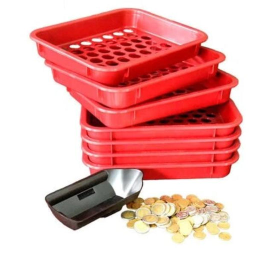 CS-Coin Sorter Trays - CashsmartSA