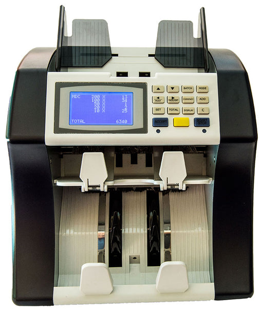 Mixed note counter CS 2950-CashsmartSA