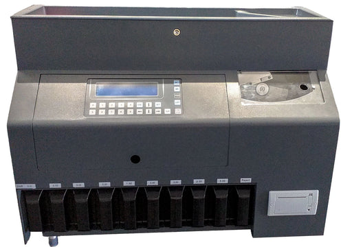 CS 2960 mixed coin counter sorter - CashsmartSA