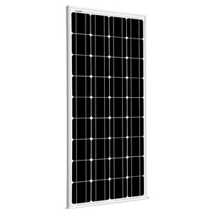 100W Monocrystalline Solar Panel Kit
