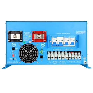 10000W 24V Split Phase Pure Sine Wave Solar Inverter Charger