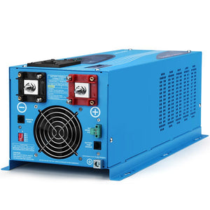 2000W DC 24V Pure Sine Wave Inverter With Charger