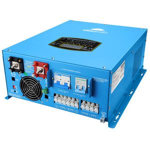 4000W 24V Pure Sine Wave Solar Inverter Charger