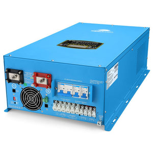 4000W 24V Split Phase Pure Sine Wave Solar Inverter Charger