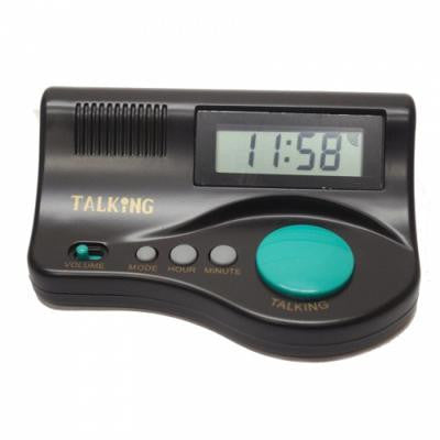 - Clocks -  Big Button Talking Alarm Clock