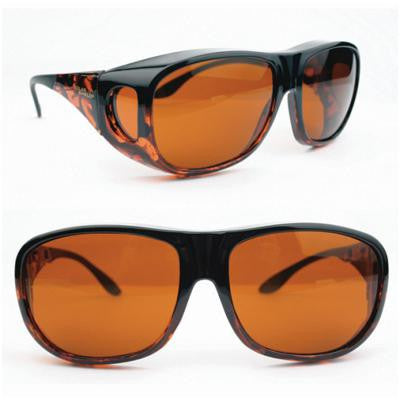 - Sunglasses - SolarShield Amber Filters