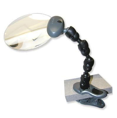 Magnifiers-  2X Clip-On Hands-Free Magnifier