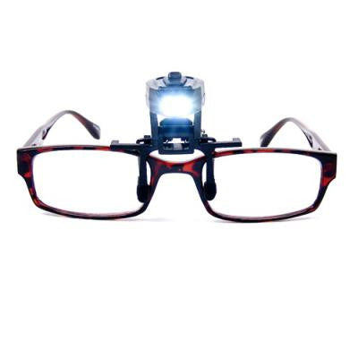 - Eyeglasses -  SpecLight LED Clip-On