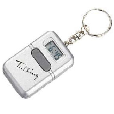 - Clocks -  Talking Keychain Clock