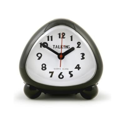 Clocks-  Big & Bold Analog Talking Alarm Clock