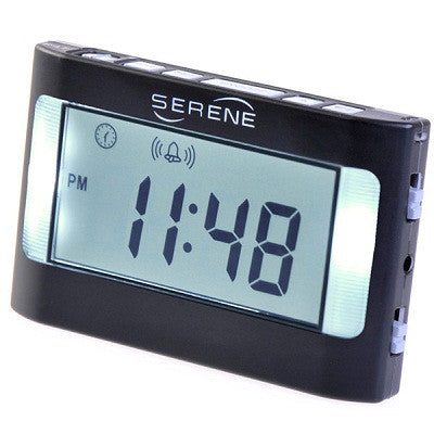 - Clocks -  Vibrating Alarm Clock
