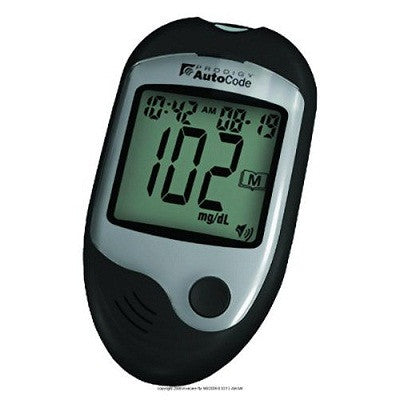 Medical Aids - Talking Glucometer