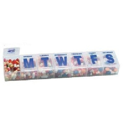 - Medical Aids - 7-Day Jumbo Pill Organizer