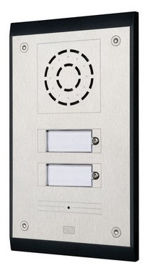 2N Telecommunications 9153102 audio intercom system Black,Silver