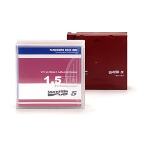Tandberg Data Ultrium LTO5 1500GB-3000GB Data Cartridge
