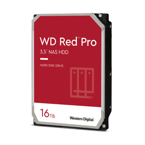 Western Digital Red Pro 3.5 16000 GB Serial ATA