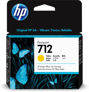 HP 712 Original Yellow 1 pc(s)