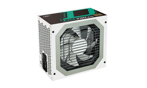 Deepcool GamerStorm DQ750-M-V2L WH White Fully Modular 750W 80+ Gold Power Supply Unit (PSU), Japanese Capaci