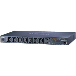 Aten PE6108G power distribution unit (PDU) 8 AC outlet(s) 1U Black