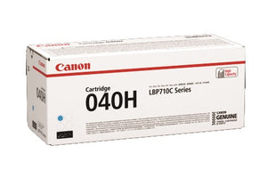 Canon CART040C HIGH CYAN TONER CARTRIDGE 10K TO SUIT LBP712CX