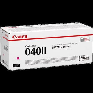 Canon CART040M HIGH MAGENTA TONER CARTRIDGE 10K TO SUIT LBP712CX