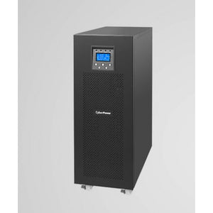 CyberPower SYSTEMS Online S 6000VA/5400W Tower UPS - 20* 12V / 7AH - Terminal Block - USB & Serial Port & SNMP