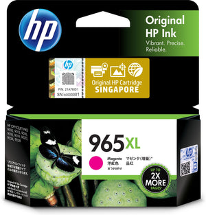 HP 965XL 1 pc(s) Original High (XL) Yield Magenta