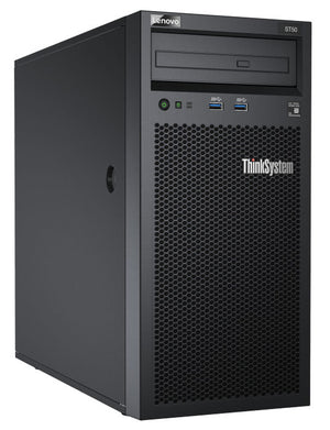 Lenovo ThinkSystem ST50 server Intel Xeon E 3.6 GHz 16 GB DDR4-SDRAM Tower (4U) 250 W