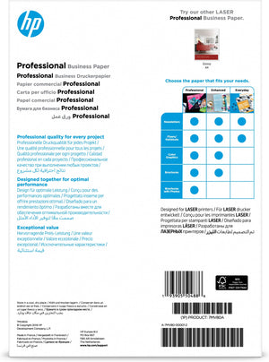 HP Laser Professional Business Paper – A4, Matte, 200gsm