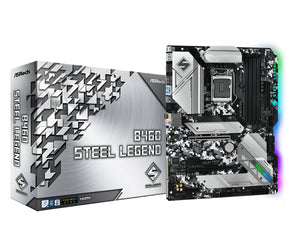 Asrock B460 Steel Legend LGA 1200 ATX Intel B460