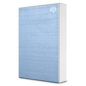 Seagate One Touch external hard drive 1000 GB Blue