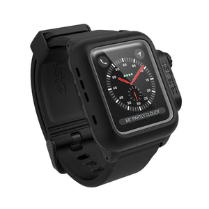 Catalyst CAT42WAT3BLK smartwatch accessory Case Black Polycarbonate,Silicone