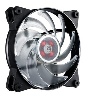Cooler Master ER MASTERFAN 140MM RGB FAN, SUPPORT CM PLUS SOFTWARE CONTROL