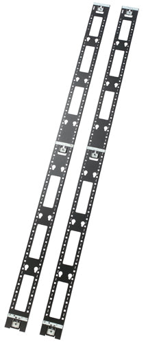 APC AR7502 rack accessory Cable management panel