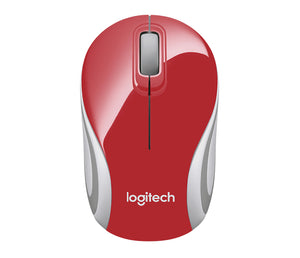 Logitech M187 mouse RF Wireless Optical 1000 DPI Ambidextrous