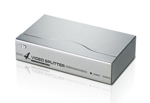 ATEN 4 Port VGA Video Splitter - [ OLD SKU: VS-94A ]