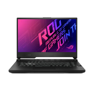 ASUS ROG G512LW-AZ010T notebook Black 39.6 cm (15.6) 1920 x 1080 pixels 10th gen Intel® Core™ i7 16 GB DDR4-SDRAM 512 GB SSD NVIDIA® GeForce RTX™ 2070 Wi-Fi 6 (802.11ax) Windows 10 Home