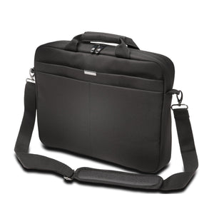 Kensington LS240 notebook case 36.6 cm (14.4) Messenger case Black