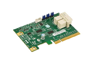 Supermicro AOC-SLG3-2E4R interface cards/adapter Internal SAS
