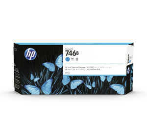 HP 746B 1 pc(s) Original Cyan