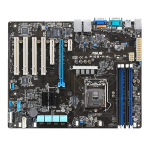 ASUS P10S-V/4L server/workstation motherboard LGA 1151 (Socket H4) ATX Intel® C236