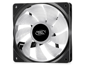 DeepCool RF 120 – 3 in 1 Computer case Fan 12 cm 3 pc(s) Black