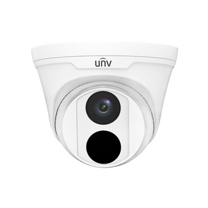 Uniview IPC3618SR3DPF28M 8MP IR ULTRA 265 OUTDOOR TURRET IP SECURITY CAMERA