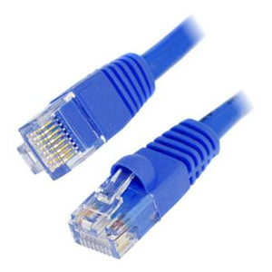 CAT 6 Network Cable RJ45M to RJ45M - 1m