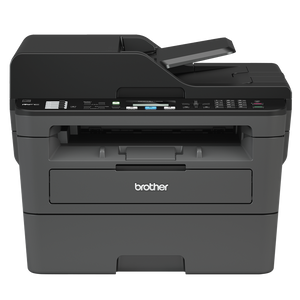 Brother MFC-L2710DW Wireless Compact Mono Laser All-in-One-30 ppm,LAN,WiFi,Auto 2-Sided,33.6K Super G3 FAX M
