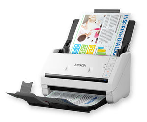 Epson WorkForce DS-570W 600 x 600 DPI Sheet-fed scanner Black,White A4