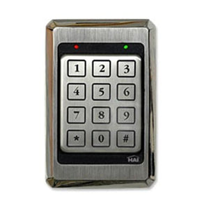 Leviton LEVITON ACCESS CONTROL KEYPAD STAINLESS STEEL WEATHER & VANDAL PROOF